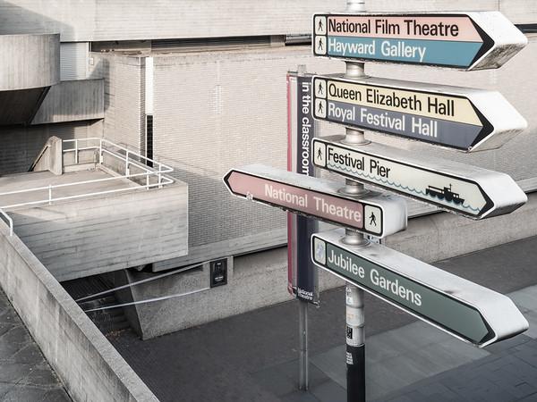 Royal National Theatre Closure 7