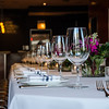 Private dining room at The Bristol