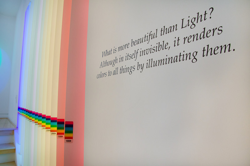 Lightology showroom