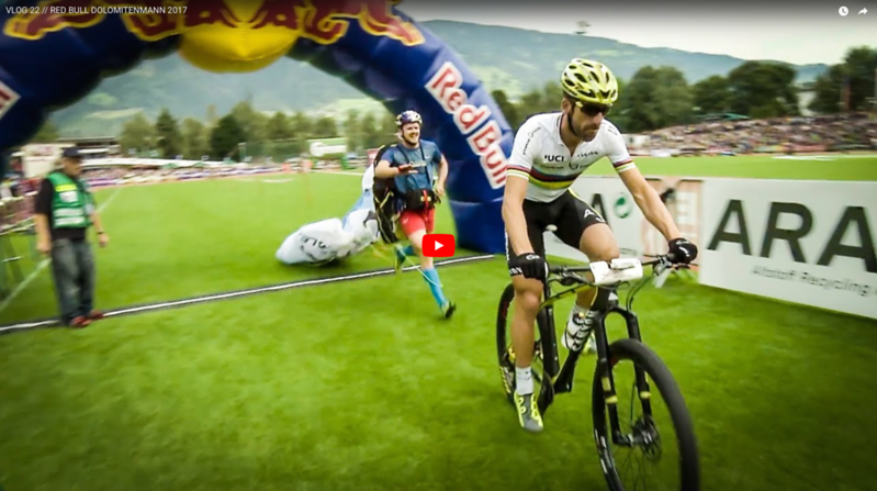 Vlog 22 // Red Bull Dolomitenmann 2017