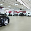 Loeber Motors Porsche dealership. Chicago, IL