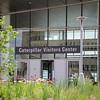 Caterpillar Visitor's Center. Peoria, IL