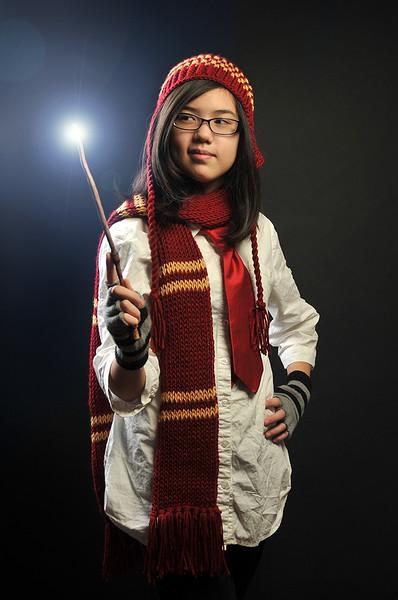 Gryffindor Witch