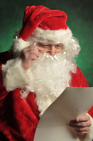Santa Claus 2010