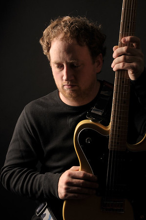 Guitarist Kristian Trapp