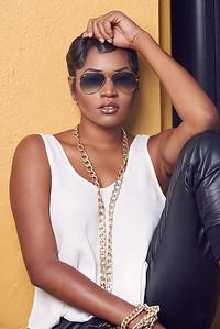 Portrait of Ciera Nicole by Louis Tinsley
