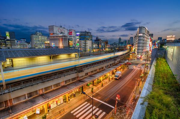 Ueno Burning Bright