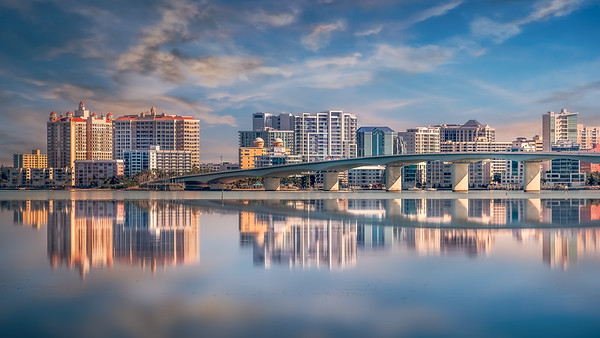 Skyline of Sarasota, Florida