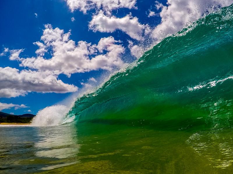 Makena Shorebreak