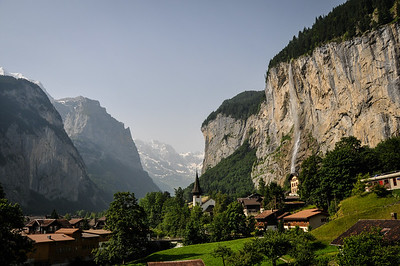 Switzerland Valley