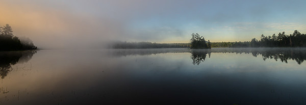 Toddy Pond Sunrise 2