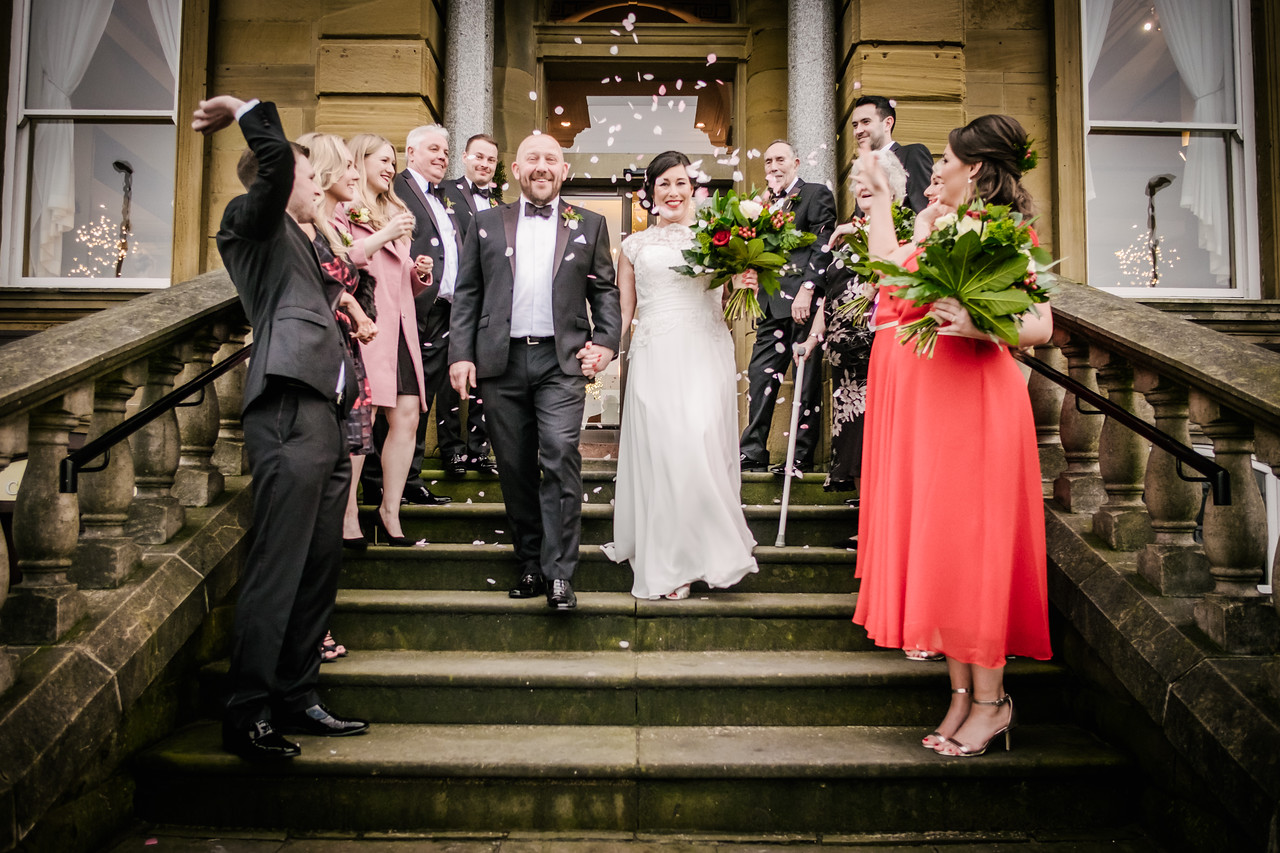 Wedding Photography at the Grand Hotel, Tynemouth