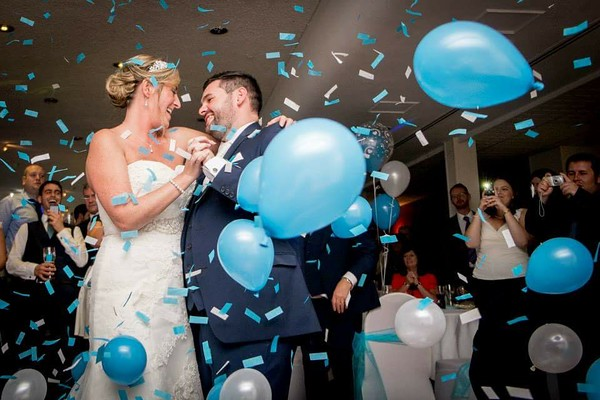 First Dance, at The Sporting Lodge, Thornaby