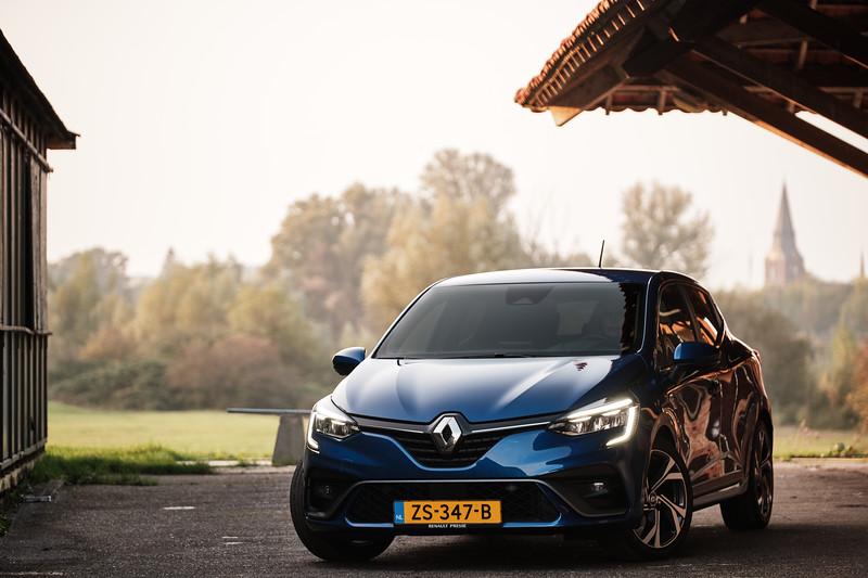 Renault Clio 2019 RS-Line