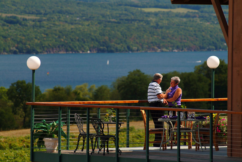 Glenora Wine Cellars, Seneca Lake, NY