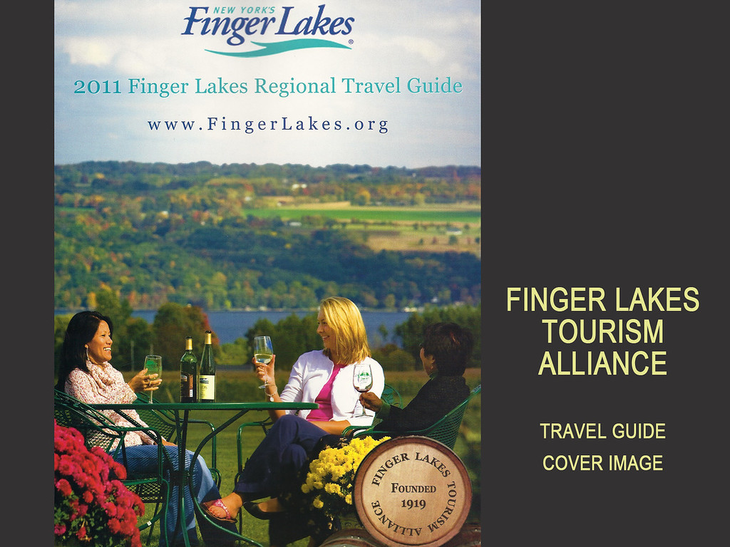 Finger Lakes Tourism Alliance, Cover