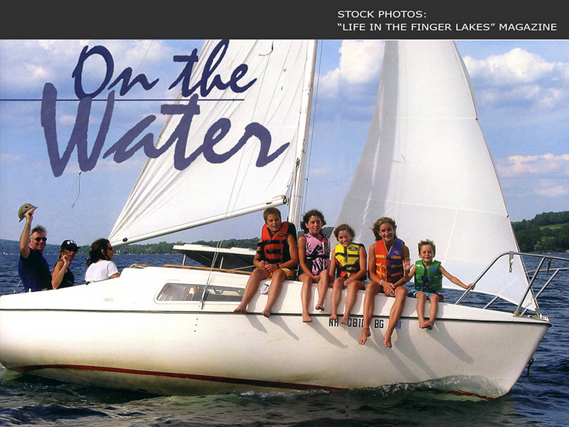 Life in the Finger Lakes Magazine, Story