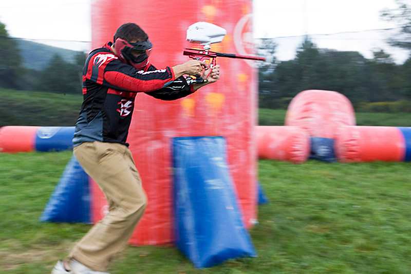 Windham Mountain, Paintball