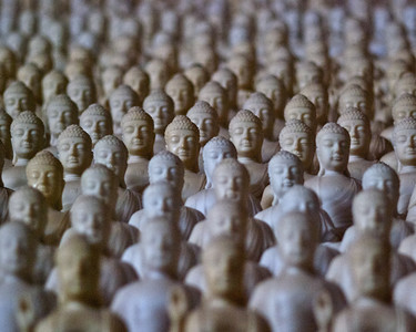 10,000 Buddhas Chuang Yen Monastery  Carmel, New York