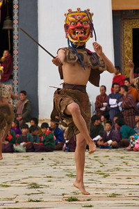 Phobjikha, Bhutan