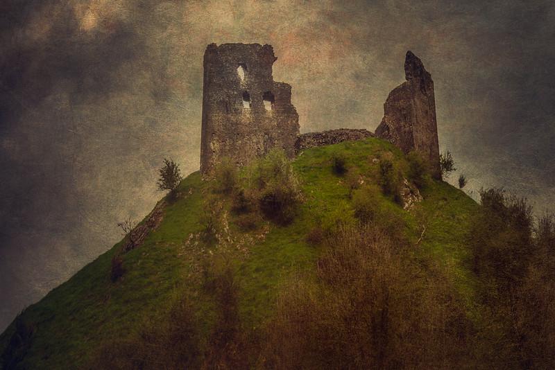 Dryslwynd Castle