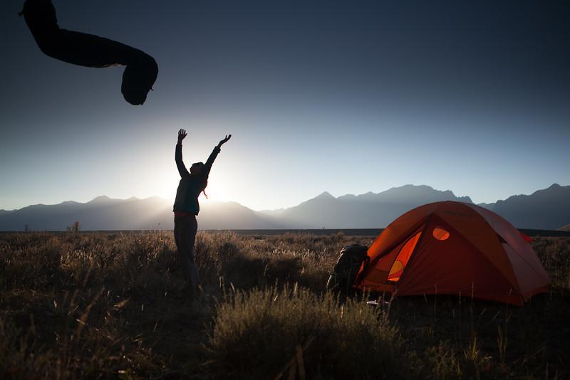Grand Teton National Park, Wyoming. 2014