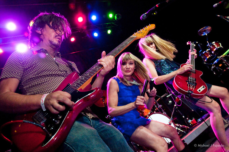 Tom Tom Club Summit Music Hall Denver, CO September 21, 2011