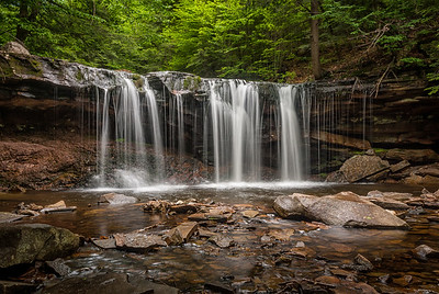 Oneida Waterfall