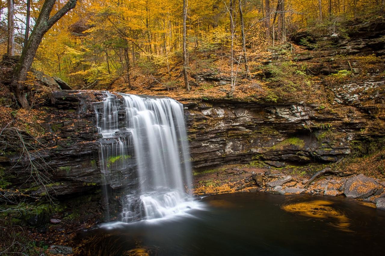 Harrison Wright Waterfall