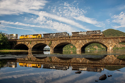 Railroad Reflections