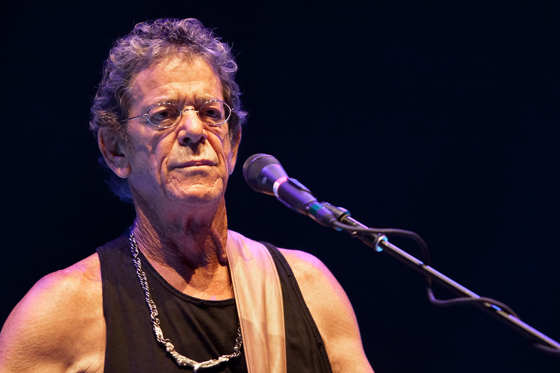 Lou Reed | Antony's Meltdown, Royal Festival Hall, London | 10.08.2012
