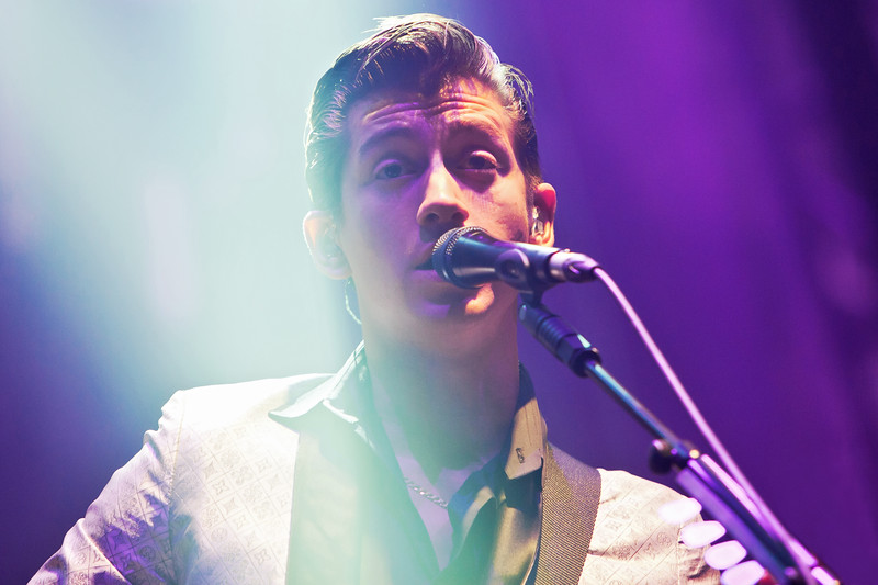 Arctic Monkeys - Earl's Court, London 26/10/13 | Photo by Steve Asenjo