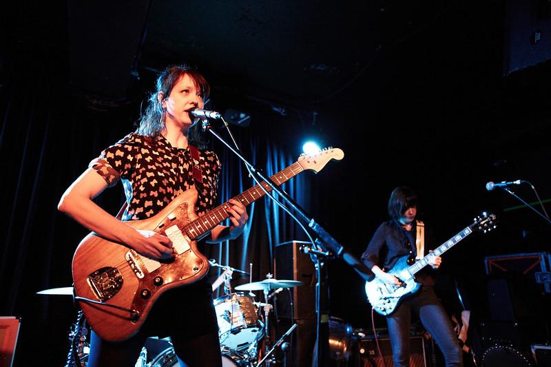 Wild Flag | The Lexington, London | 08.12.2011