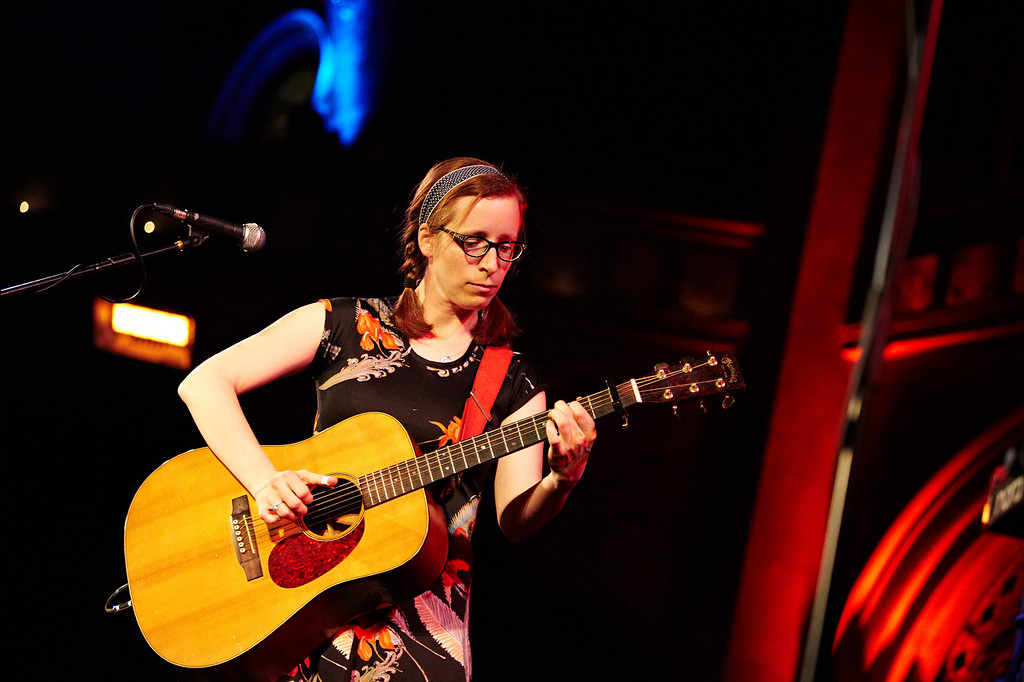 Laura Veirs-Union Chapel, London-220211 | Photo by Steve Asenjo