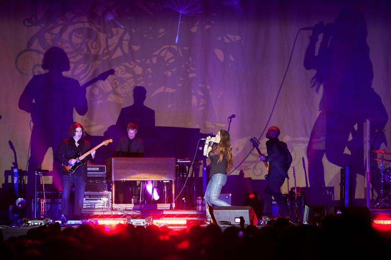 Alanis Morissette - O2 Arena, London 28/11/12 | Photo by Steve Asenjo