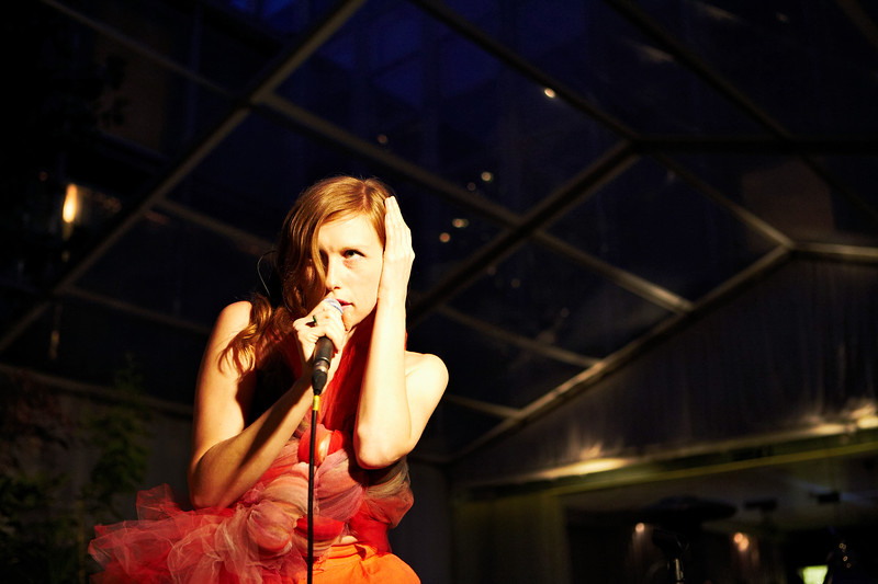 Glasser | Sanderson Hotel, London | 14.07.2011