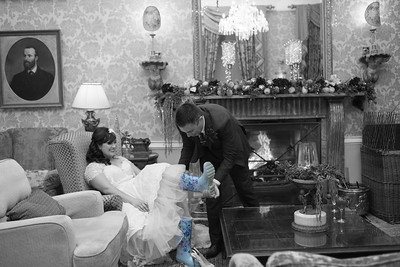 Longueville House Wedding Photographer