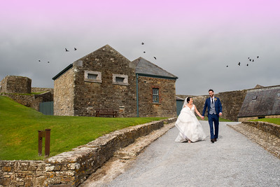 wedding photographer kinsale