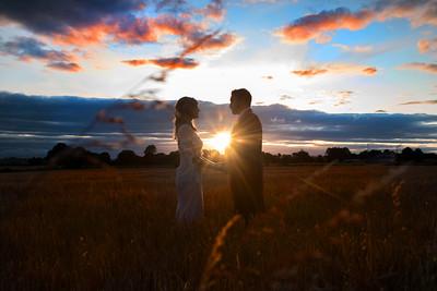 Mallow Wedding Photographer Sunset