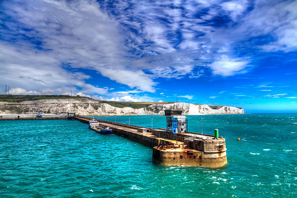 Harbour at Dover