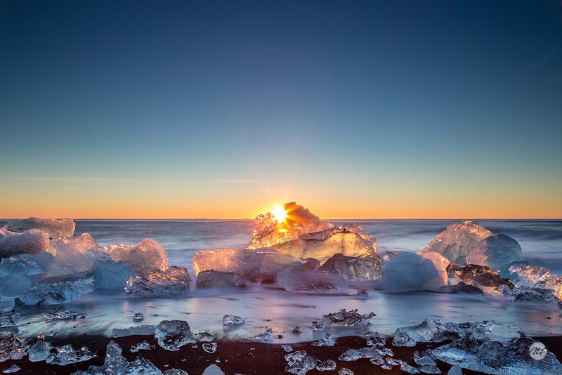 Icy jewel