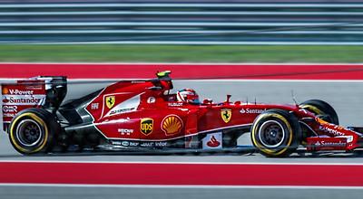 Formula 1 Up-Close