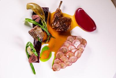 client: Alyn Williams restaurant