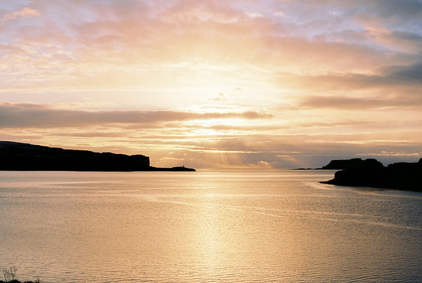 Hebridean Sunset