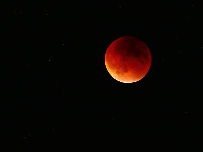 Blood Moon - Vancouver Washington - September 2015