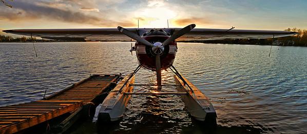 Lake Hood, Alaska
