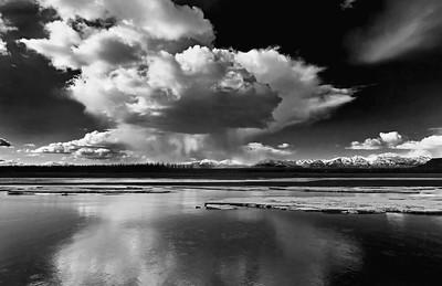 KNIK River near Palmer Alaska