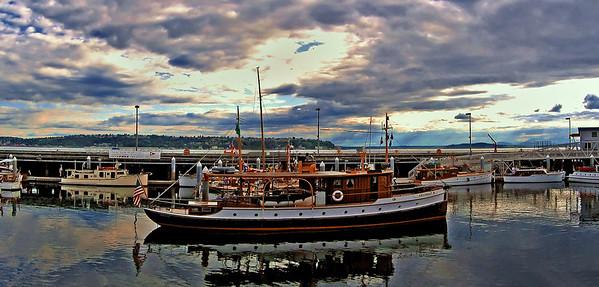 Argonaut II - Pier 66 Seattle WA.