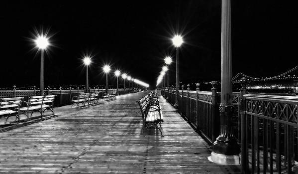 Pier 17 at the Bay Bridge - San Francisco, California