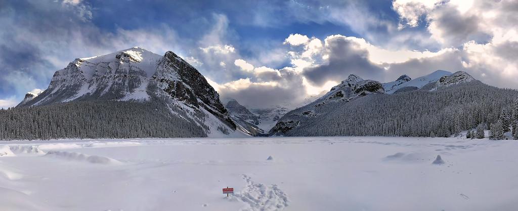 Lake Louise, Banff National Park  - 4/28/2017